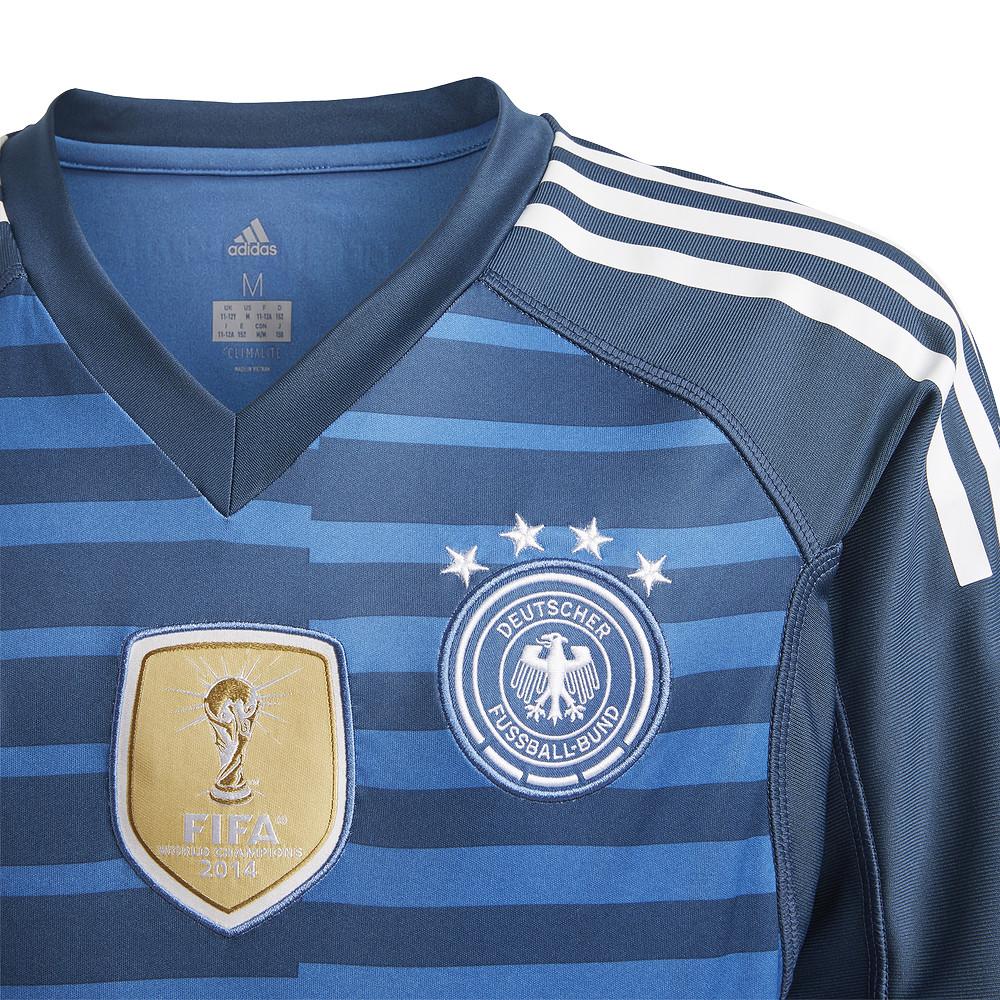 Das neue DFB Torwarttrikot 2018 von adidas.